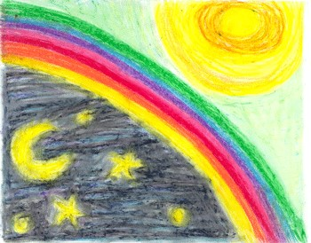 Qualifizierung Trauerbegleitung wenn der Regenbogen weint